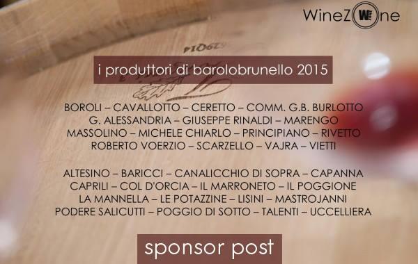Torna BaroloBrunello e già alla seconda edizione è un appuntamento imperdibile. Scopri i dettagli