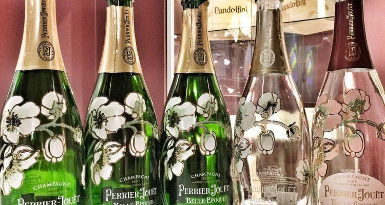 Uno Champagne mitico quale Belle Époque di Perrier Jouët in verticale: dal 2011 al 2004