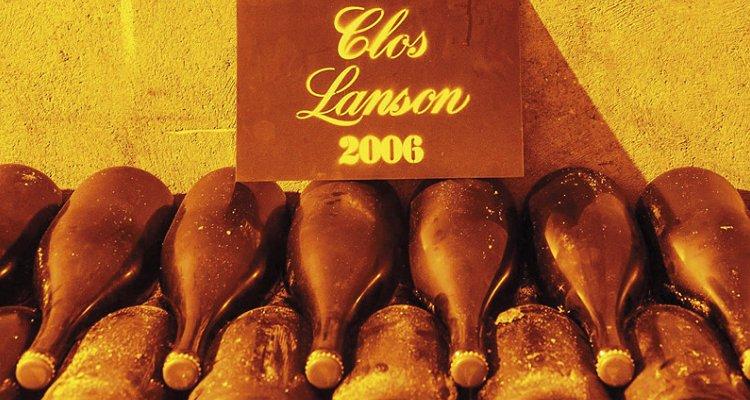Clos Lanson, il giardino privato dello chardonnay a Reims