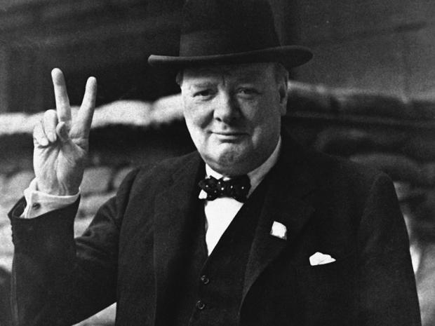 La domanda del giorno è: spendo più soldi in vino e Champagne di Winston Churchill?