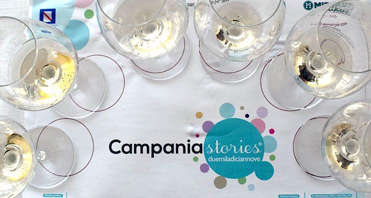 I vini bianchi di Campania Stories 2019 (un parziale report)