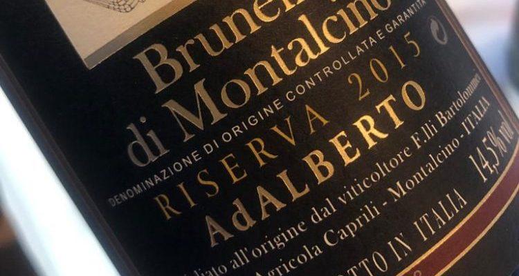Caprili e il suo Brunello di Montalcino nel dinamico duo 2015 e 2016