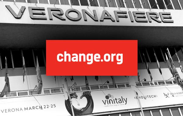 Petizione per migliorare il Vinitaly 2016. Firma anche tu su Change.org (e diffondi)
