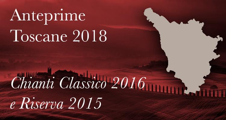 Anteprime Toscane 2018 | Chianti Classico Collection presenta l'annata 2016 e la Riserva 2015