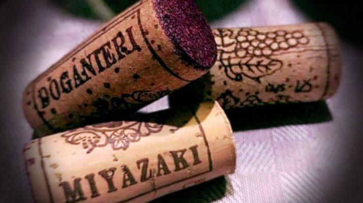 Doganieri-Miyazaki, una storia d'amore in 42 filari misti