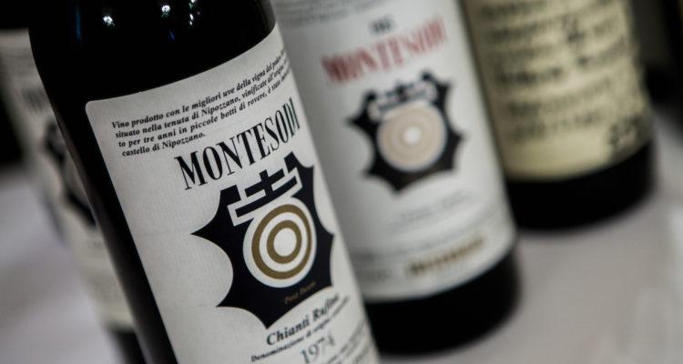 Verticale in 8 annate di Montesodi, il super Chianti Rufina di Frescobaldi