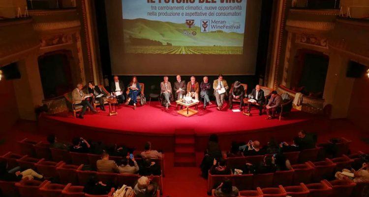 Il futuro del vino, tutti i video del convegno al Merano Wine Festival 2018