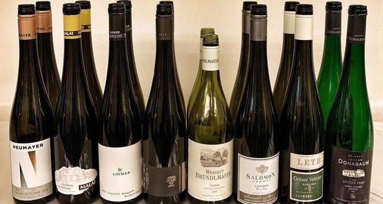 Il Grüner Veltliner e l'Austria che pulsa in 8 vini