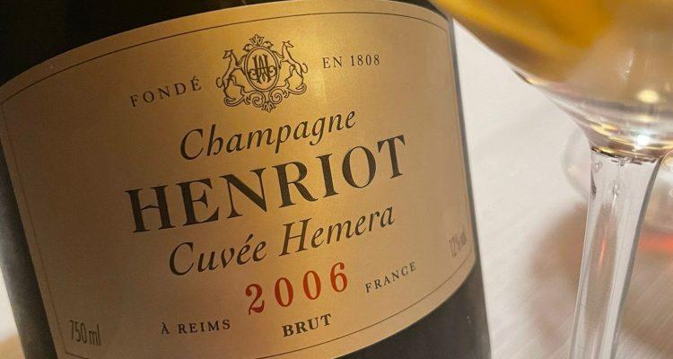 La questione della luce per lo Champagne Henriot