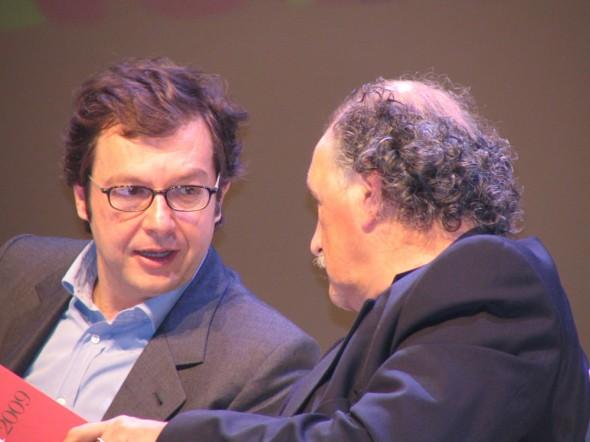 Fabio Rizzari e Ernesto Gentili