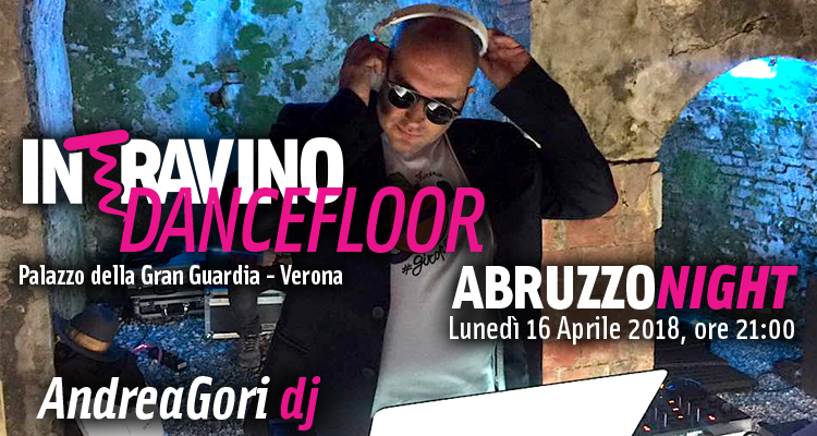 Intravino Dance Floor al Vinitaly 2018. Ed è subito Abruzzo Night