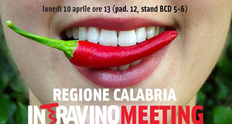 Vinitaly 2017 | Domani tutti al Meeting di Intravino in Calabria a pranzo (pad. 12, stand BCD 5-6). Roba grossa