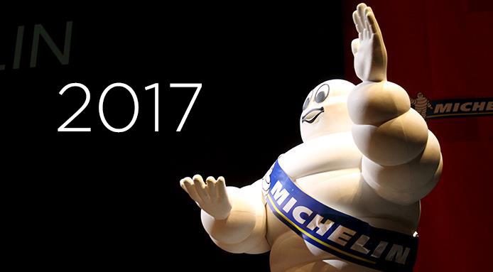 La Guida Michelin 2017: tutte le stelle della ristorazione italiana