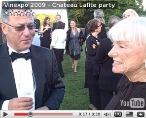 Party a Chateau Lafite
