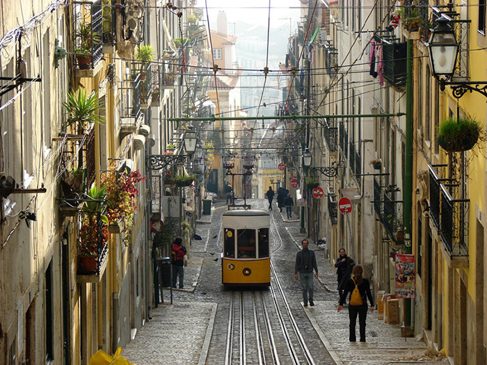 Lisbona. Per quanto mi riguarda