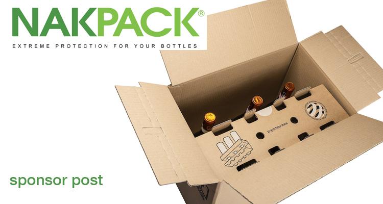 Se spedisci vino e birra devi assolutamente conoscere Nakpack. Che aspetti?