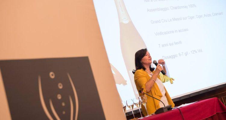 I millesimati in Champagne: 5 vini da 4 vendemmie diverse con Claudia Nicoli [Académie du Champagne 2017, 2/4]