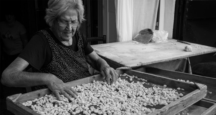 Mia nonna e il San Marzano Borsci