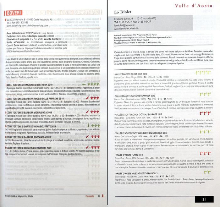 pagine accoppiate bassa