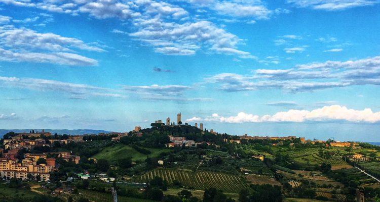 Panizzi, la Vernaccia di San Gimignano back to the future 2014-2019