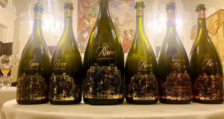 Rare Champagne 1988-2008 e il nervo scoperto del dosaggio