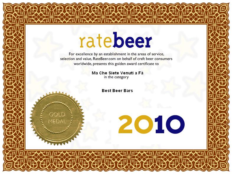 ratebeer-award