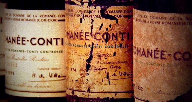 I miti e le leggende dietro una bottiglia di vino da tremila euro
