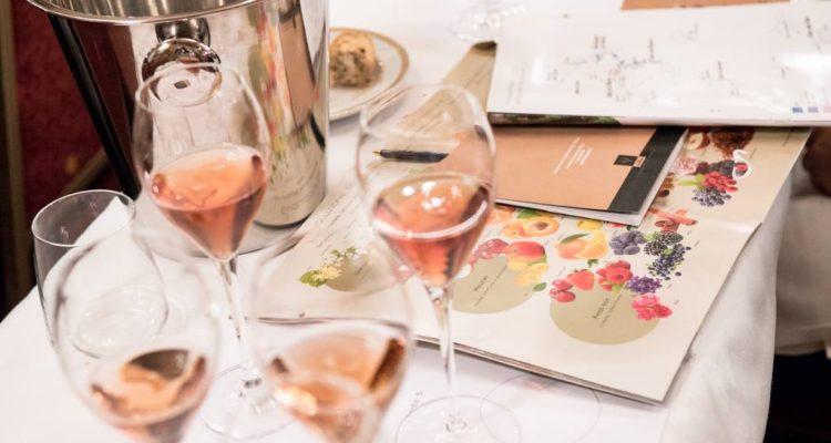 I Rosé in Champagne: cinque assaggi e un video con Violaine de Caffarelli [Académie du Champagne 2017, 3/4]