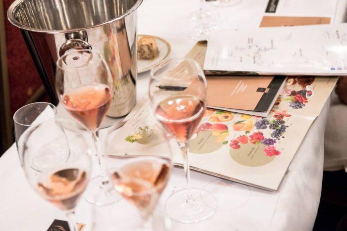 rosati champagne rose academie 2017