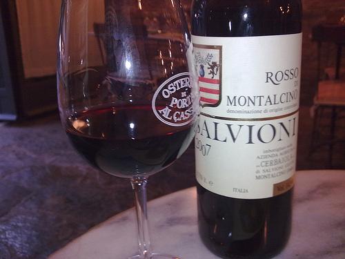 Rosso 2007, Salvioni