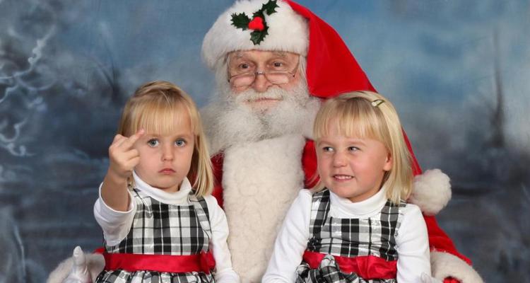 Intravino e Babbo Natale, storia di rapporto difficile