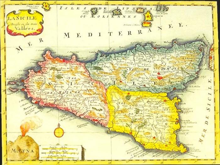 Periplo della Sicilia in tre atti. Parte prima: Marco De Bartoli