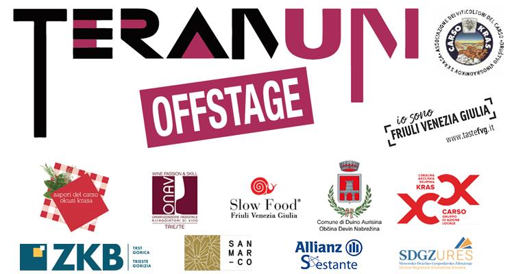 Teranum Offstage, il Carso in 7 dirette con i produttori