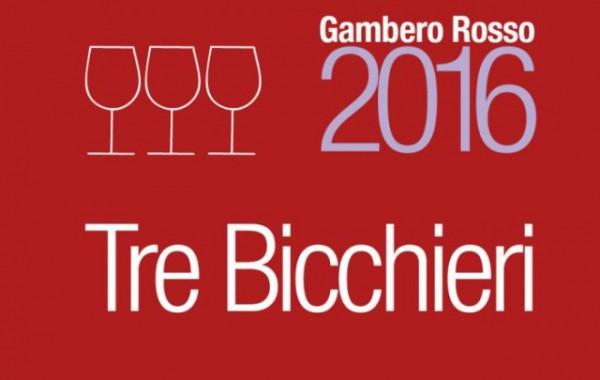 I Tre Bicchieri 2016 Toscana del Gambero Rosso