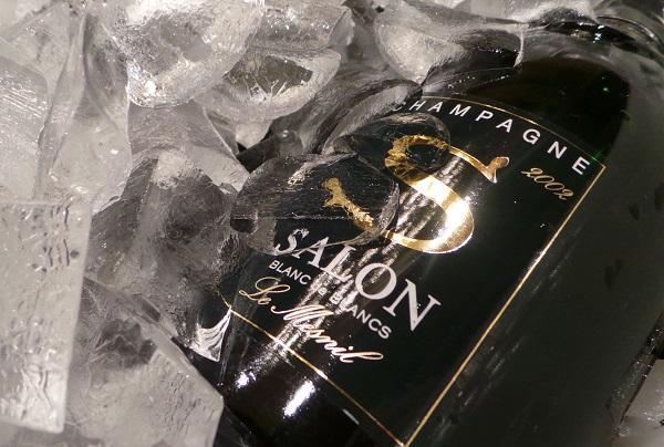 Champagne Salon & Delamotte a braccetto per 45 anni