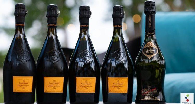 30 anni di verticale La Grande Dame Veuve Clicquot in Puglia