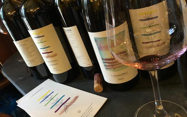 I Mandorli | Biodinamica fin dall'origine: sangiovese, cabernet e terroir in Val di Cornia