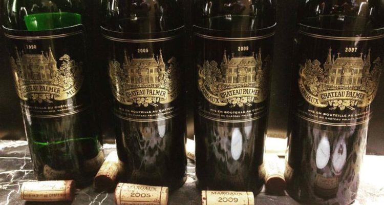 Verticale di Chateau Palmer da Pinchiorri. Il futuro di Bordeaux che passa dalla biodinamica
