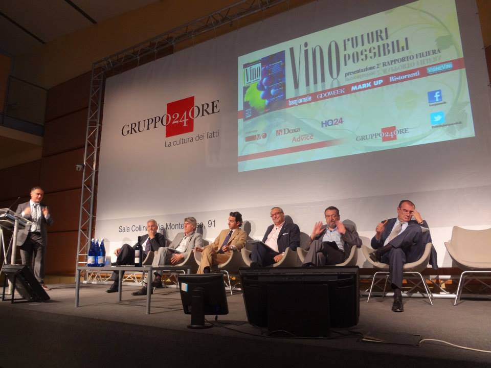 Vino Futuri Possibili 2013 | Tendenze: meno sommelier, meno accademia, più gioco. E attenzione al mercato interno