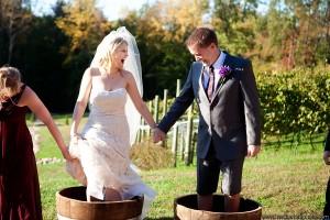 vino per il matrimonio