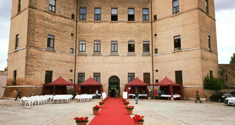Wine blogger per caso #2. Vinessum 2016 al Castello di Mesola